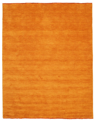 Handloom fringes - Orange carpet CVD5331