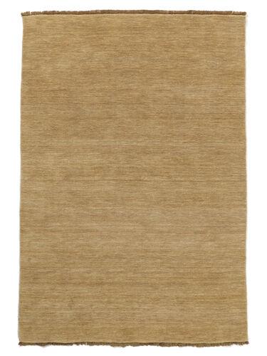 Handloom fringes - Beige carpet CVD5503