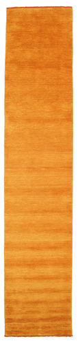 Handloom fringes - Orange carpet CVD5322