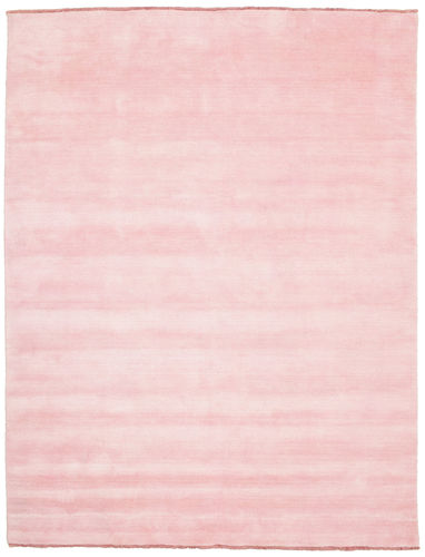 Handloom fringes - Pink carpet CVD5307