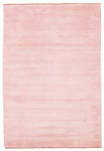 Handloom fringes - Pink carpet CVD5309