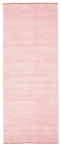 Handloom fringes - Pink carpet CVD5310