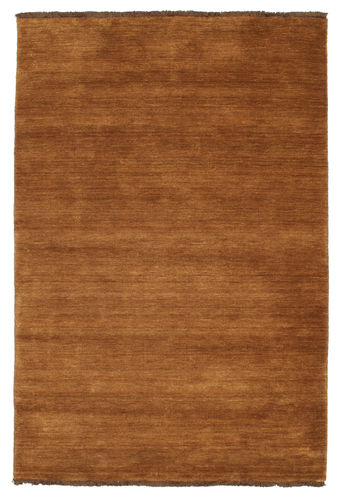 Handloom fringes - Brown carpet CVD5236