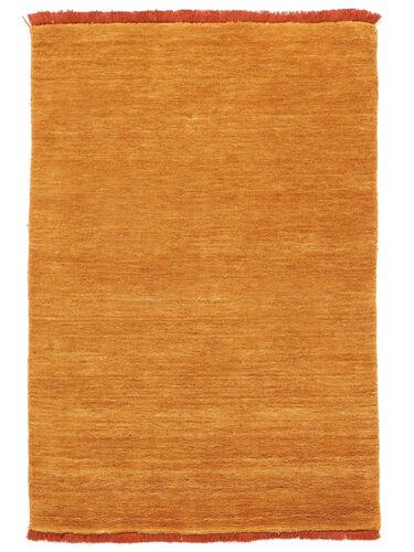 Handloom fringes - Orange matta CVD5335