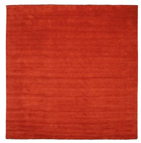 Handloom fringes - Rost / Röd matta CVD5396
