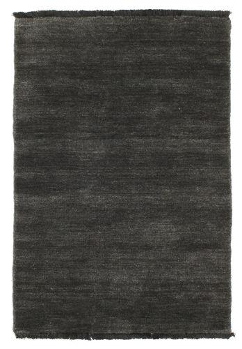 Handloom fringes - Svart / Grå matta CVD5483