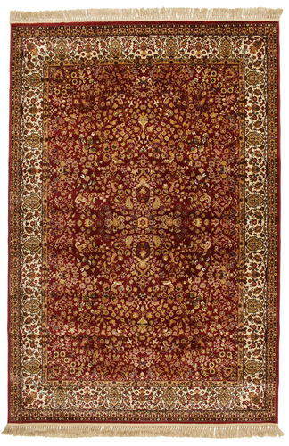 Kerman Diba - Red rug RVD7161
