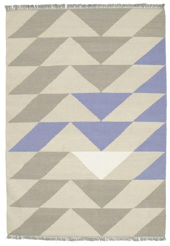 Way - Blau Teppich CVD5760