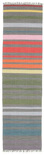 Rainbow Stripe - Grey carpet CVD5809