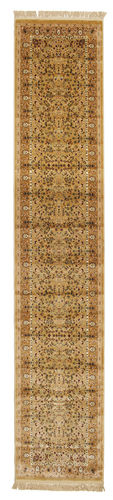 Kerman Diba - Light Brown / Beige rug RVD7118