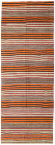 Kilim semi antique Turkish rug XCGH1504