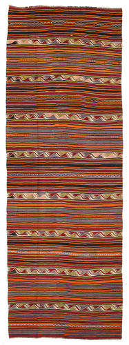 Kelim semi-antiek Turkije tapijt XCGH1492