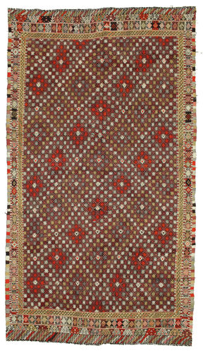 Koberec Kelim semi antický Turecko XCGH1345