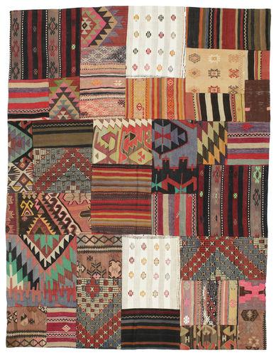Kilim Patchwork rug XCGN789