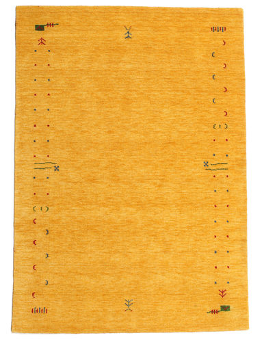 Gabbeh Loom Frame - Yellow carpet CVD5660