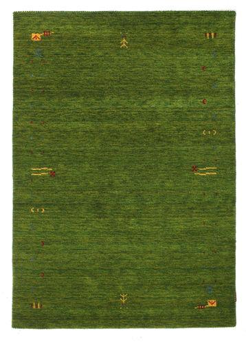 Tapete Gabbeh Loom Frame - Verde CVD5716