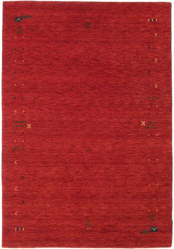 Gabbeh Loom - Roestkleur Rood tapijt CVD5706