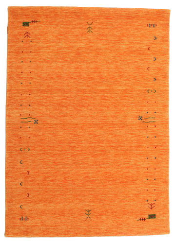 Gabbeh Loom - Orange Teppich CVD5671
