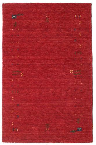 Gabbeh Loom Frame - Rust Red carpet CVD5711