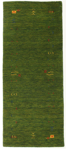 Gabbeh Loom - Zöld szőnyeg CVD5722