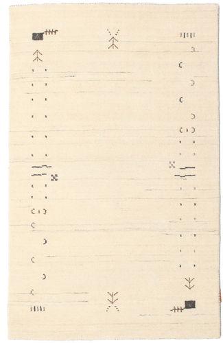 Tapis Gabbeh Loom Frame - Blanc écru CVD5689