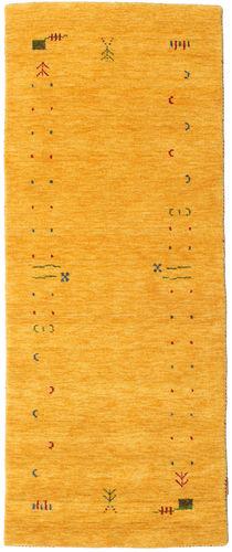 ギャッベ ルーム - 黄色 / ゴールド 絨毯 CVD5663