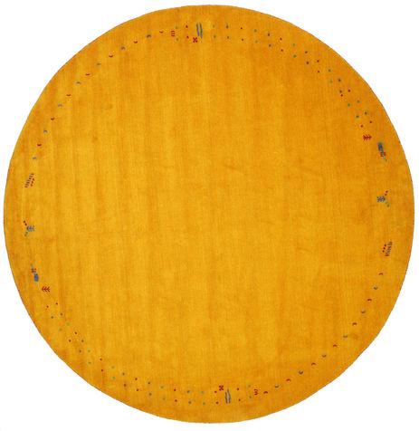 ギャッベ ルーム Frame - 黄色 絨毯 CVD5666