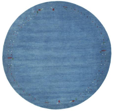 Gabbeh Loom Frame - Blau Teppich CVD5656