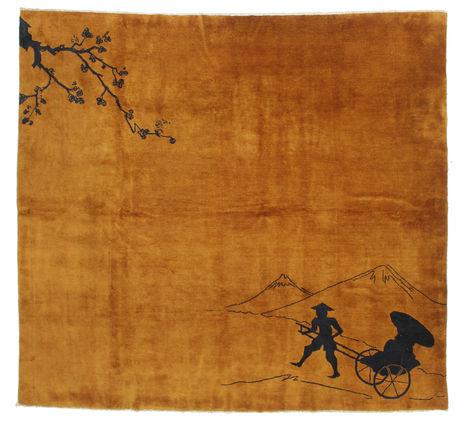 China antique Peking carpet VEXK13