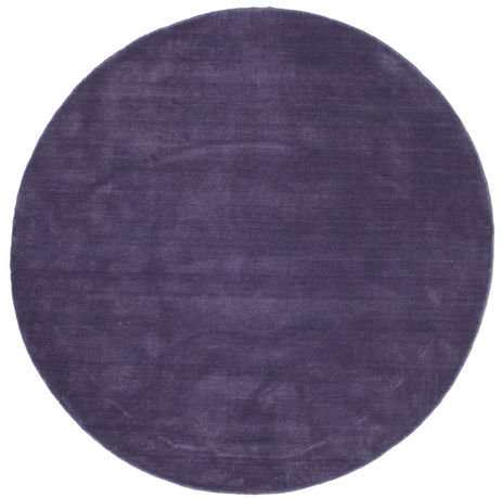 Handloom - dunkellila Teppich CVD7667
