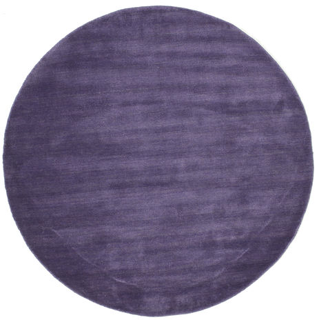 Tapis Handloom - Violet foncé CVD7665