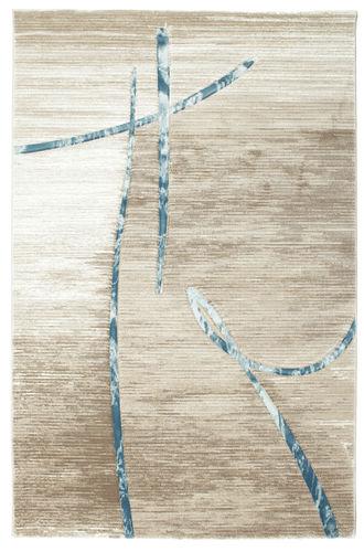 Tappeto Minako - Blu RVD9514