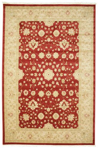 Farahan Ziegler - Rot Teppich RVD9689