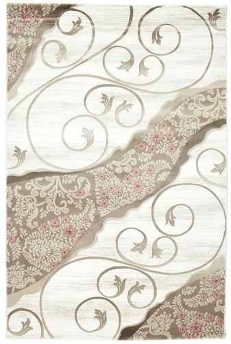 Taika - White / Pink rug RVD9505