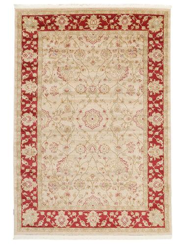 Farahan Ziegler - Beige / Red rug RVD9661