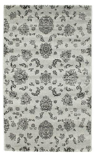 Scandinavia  Schwarz  grau 100×160  RugVista