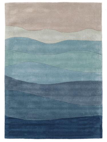 Feeling Handtufted - Blue carpet CVD6517