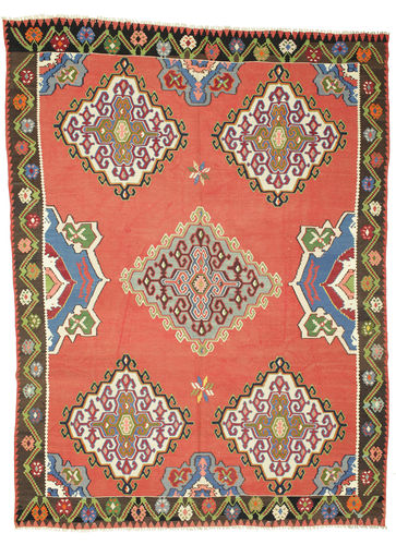 Kilim semi antique carpet XCGS105