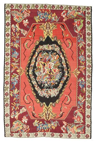 Kilim semi antique carpet XCGS72