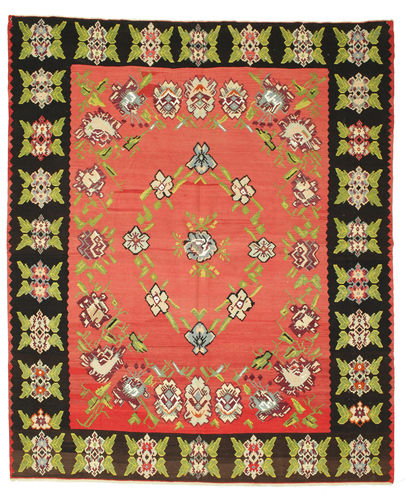 Kilim semi antique carpet XCGS87