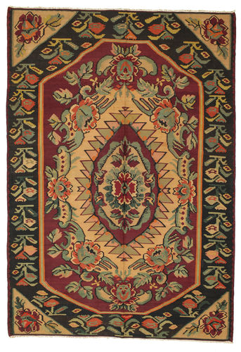 Kilim semi antique carpet XCGS73