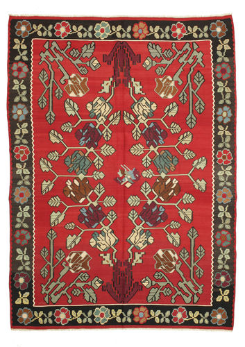 Kilim semi antique carpet XCGS195
