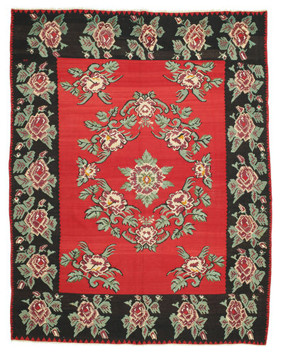Kilim semi antique carpet XCGS196