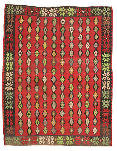 Kilim semi antique carpet XCGS157