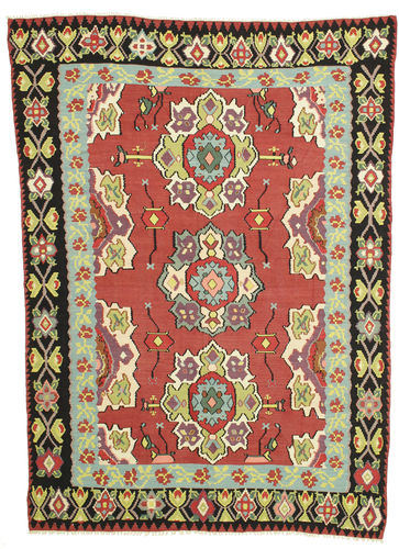 Kilim semi antique carpet XCGS178