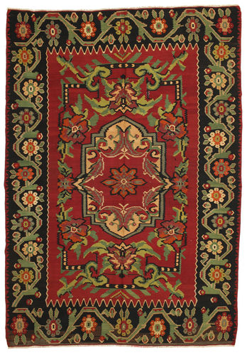 Kilim semi antique carpet XCGS169