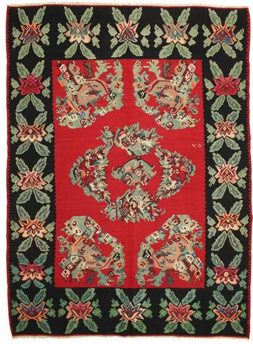 Kelim semi-antiek tapijt XCGS151