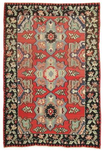Kilim semi antique carpet XCGS140