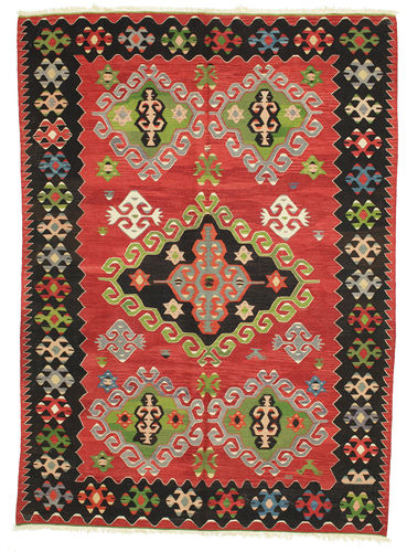 Kilim semi antique Turkey carpet XCGS267