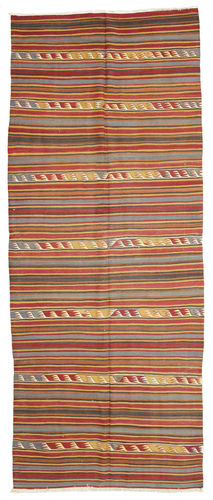 Kilim semi antique Turkey rug XCGS274